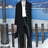 Sasha Luss at Chanel Fall 2019