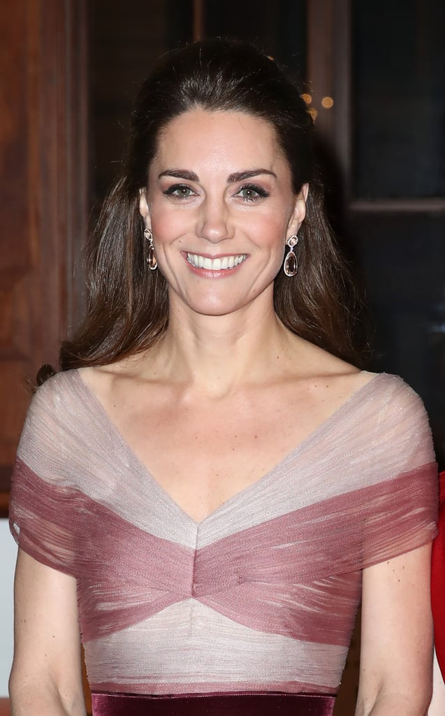 Kate Middleton Looks So Stunning at This Gala Dinner, It Will Give You Actual Heart Eyes