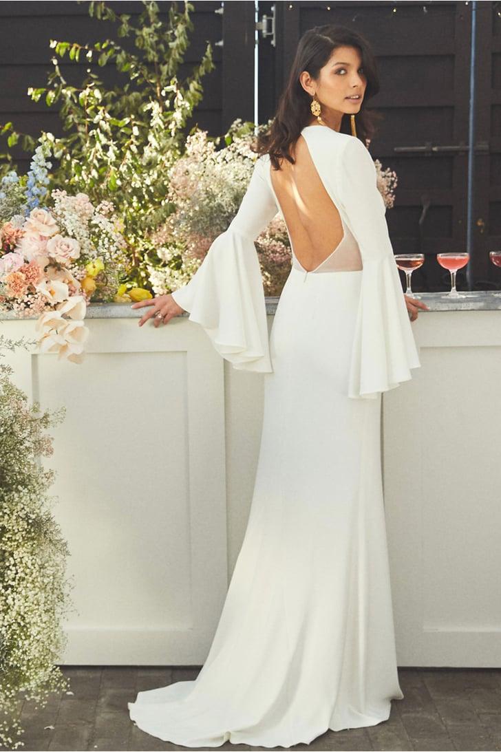 Bhldn Wedding Dresses 2019 Popsugar Fashion