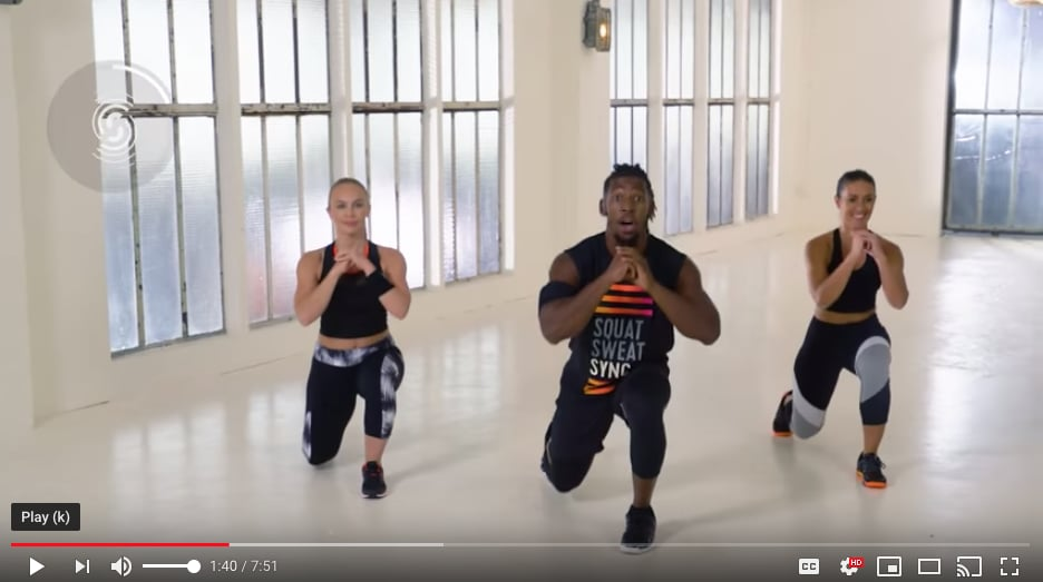 Free Strong By Zumba Workouts Popsugar Fitness