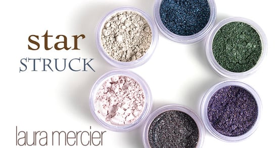 Laura Mercier's Out Of This World Eye Powders