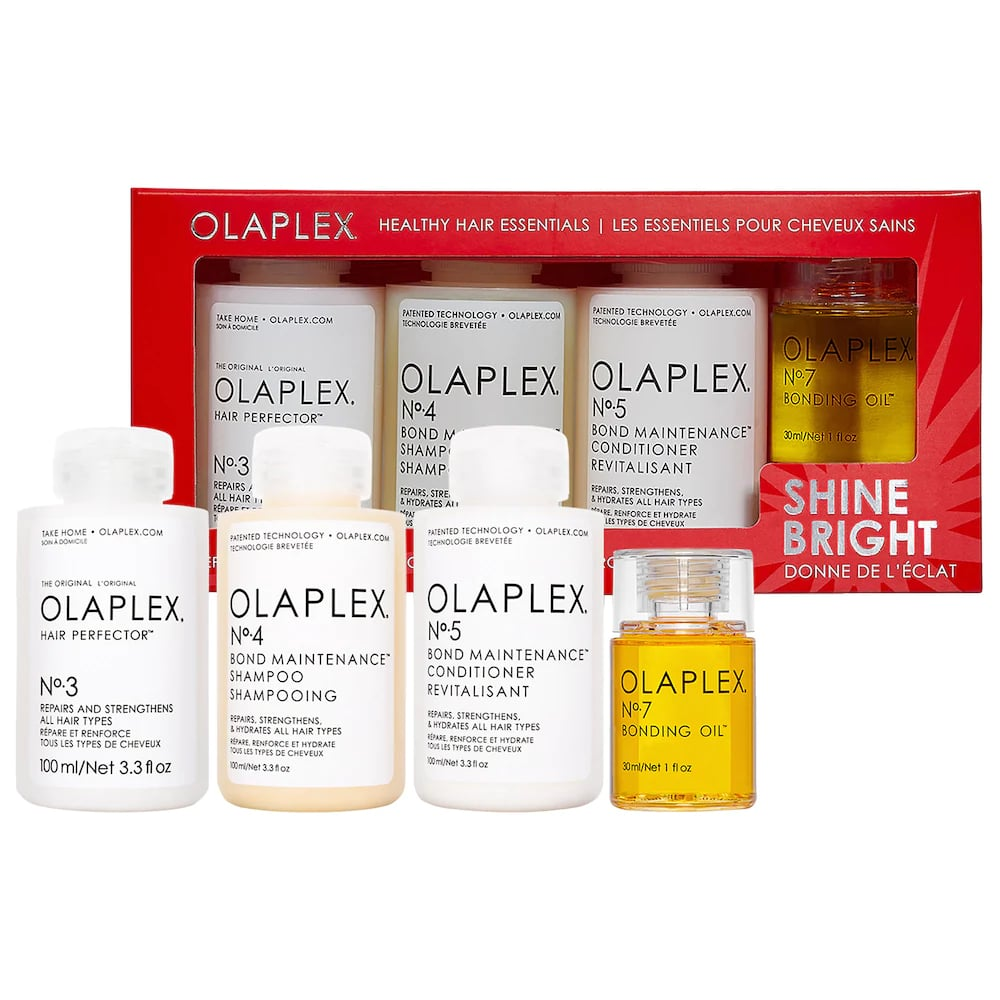 For the Person That's Obsessed With Their Hair: Olaplex Healthy Hair Essentials