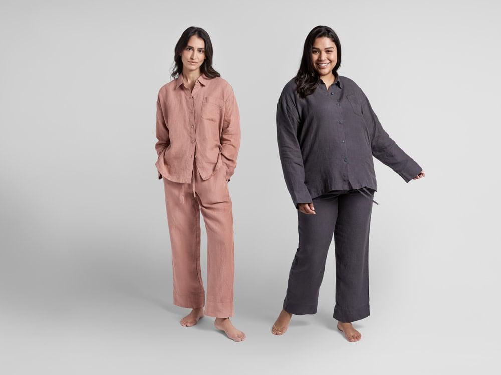 Parachute Linen Pants