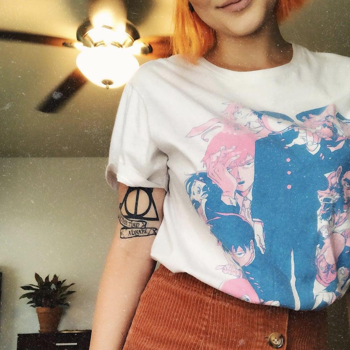 The Best Harry Potter Tattoo Ideas   POPSUGAR Tech