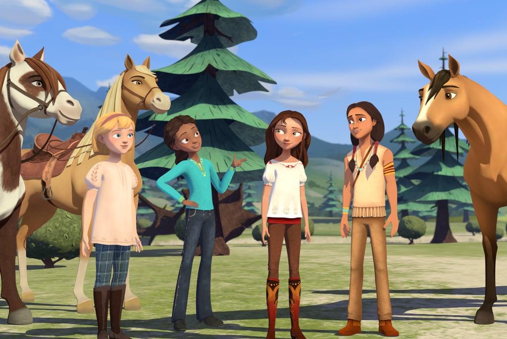 When Will Season 5 Of Spirit Riding Free Be On Netflix – Desenhos