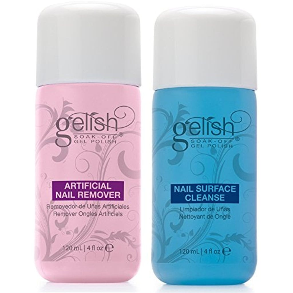 Gelish Nail Polish Remover and Cleanser | Best At-Home Gel Nails Kit ...