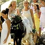 Amanda's Wedding Dress as Sophie in Mamma Mia, 2008