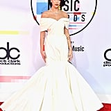 Dua Lipa's AMAs Dress 2018