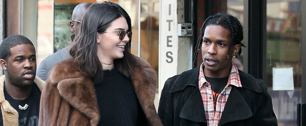 Kendall Jenner and A$AP Rocky Fuel Romance Rumours in the City of Love