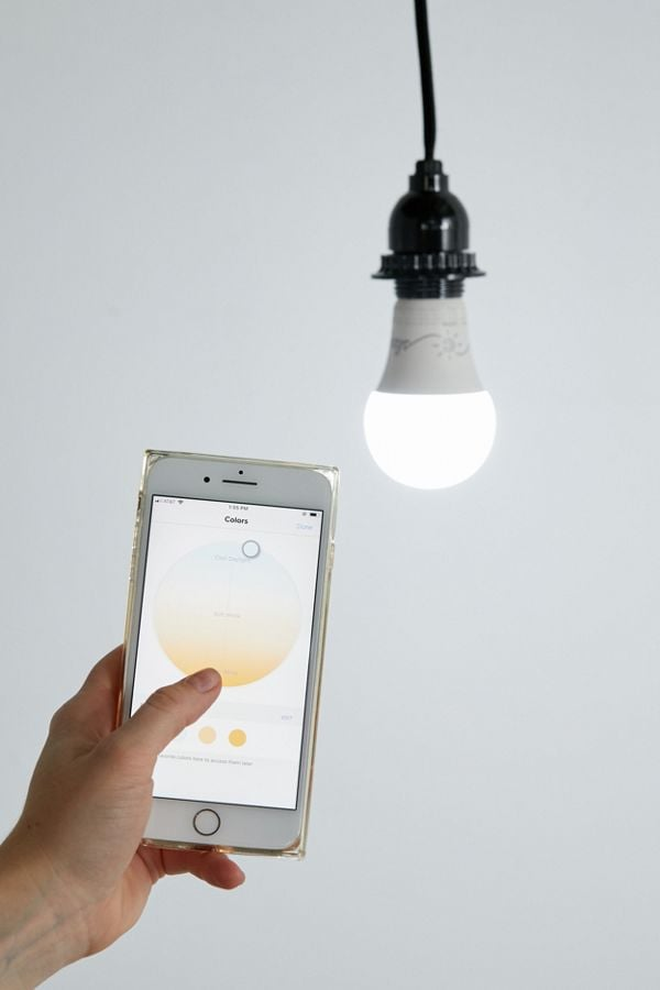 C By GE Tunable White LED Smart Light Bulbs
