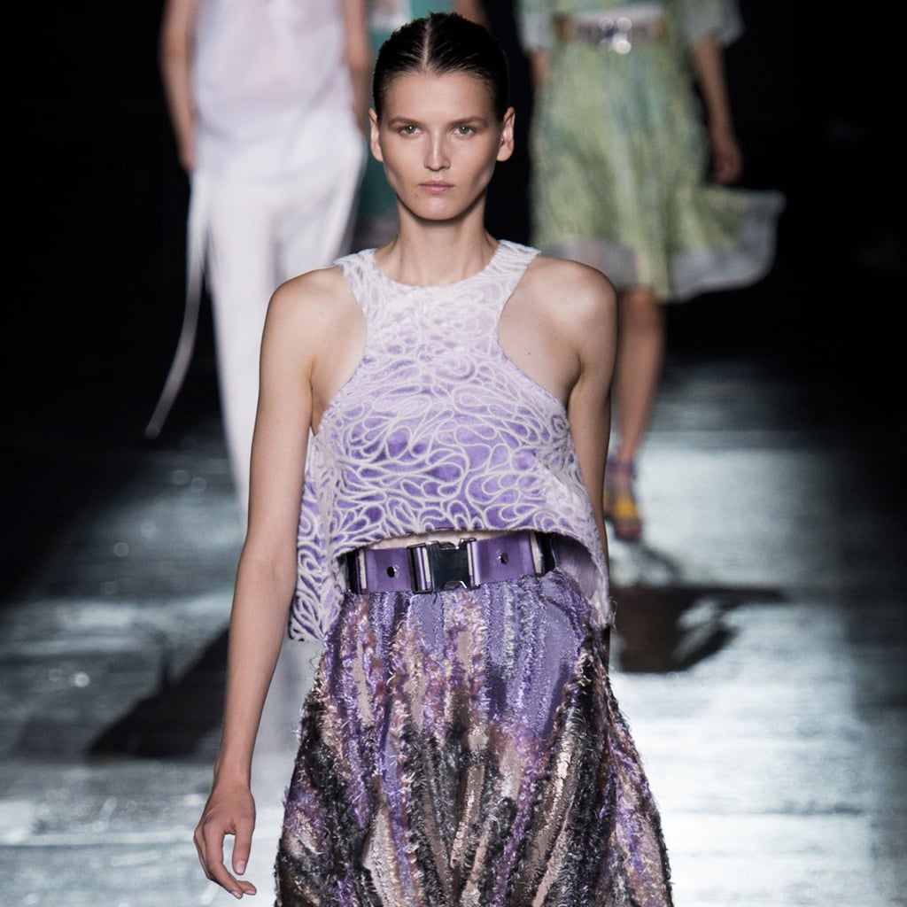 Prabal Gurung Just Nailed the Sporty Vibe (and There Wasn't a Sneaker in Sight!)
