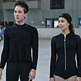Johnny Weir and Other Famous Skaters Pop Up