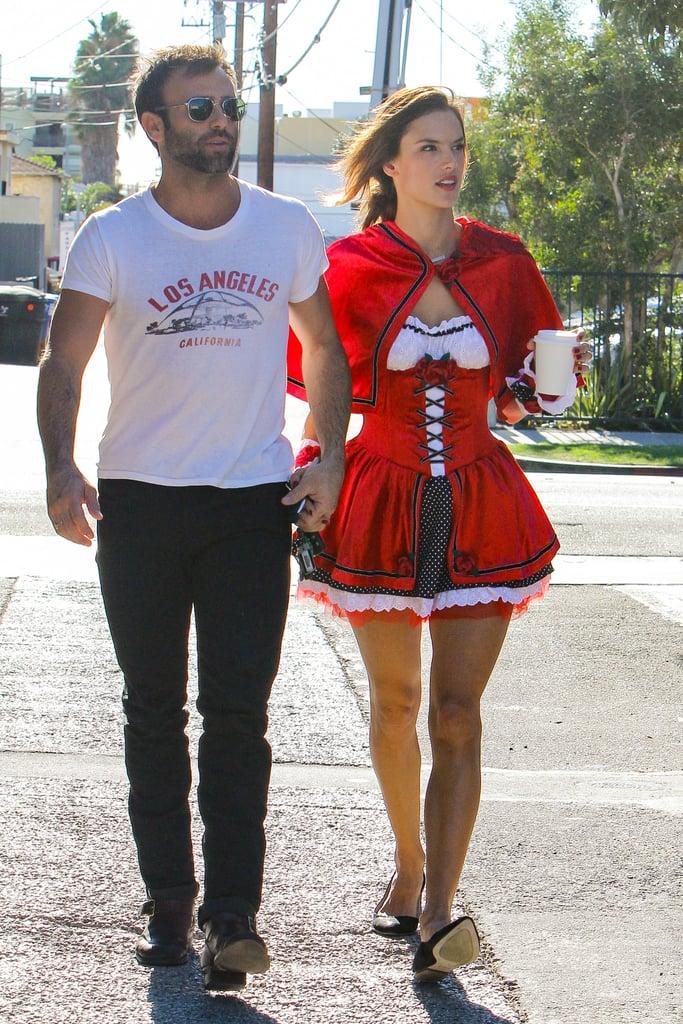 Alessandra Ambrosio And Jamie Mazurs Cutest Pictures Popsugar Latina