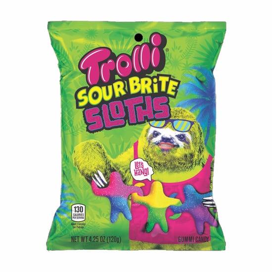 Trolli Slurpee and Sour Sloth Candies