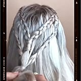 Justine Marjan's Game of Thrones Braid Tutorial