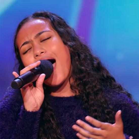 "Olina Loau Singing ""Never Enough"" on Australia's Got Talent"