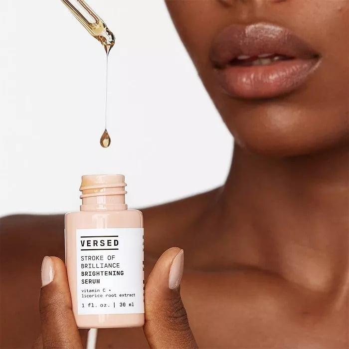 Best For Oily Skin: Versed Stroke of Brilliance Brightening Serum