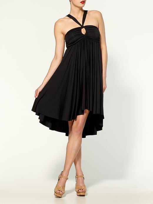 If a halter neckline is your thing, then you'll love this floaty keyhole dress.  Rachel Pally Gale Dress ($207)