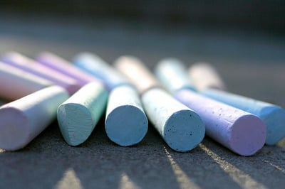 Mom Punished For Daughter's Chalk Drawings (VIDEO)