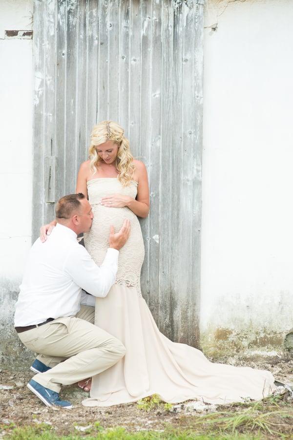 White Maternity Wedding Dresses 37 Epic
