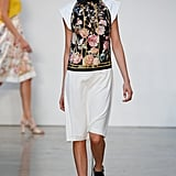 At Thakoon in New York.