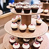 Sprinkles cupcakes were a hit. Photo by Ettevy Photography