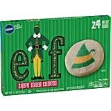 Pillsbury Ready to Bake Buddy the Elf Shape Sugar Cookies
