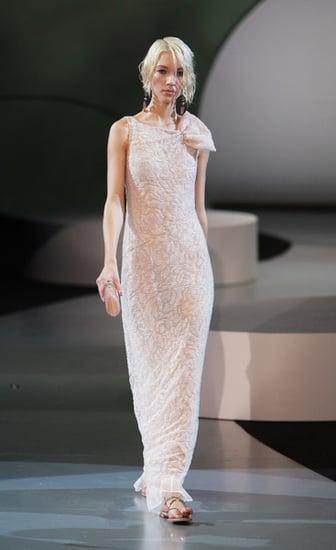 Milan Fashion Week: Giorgio Armani Spring 2009