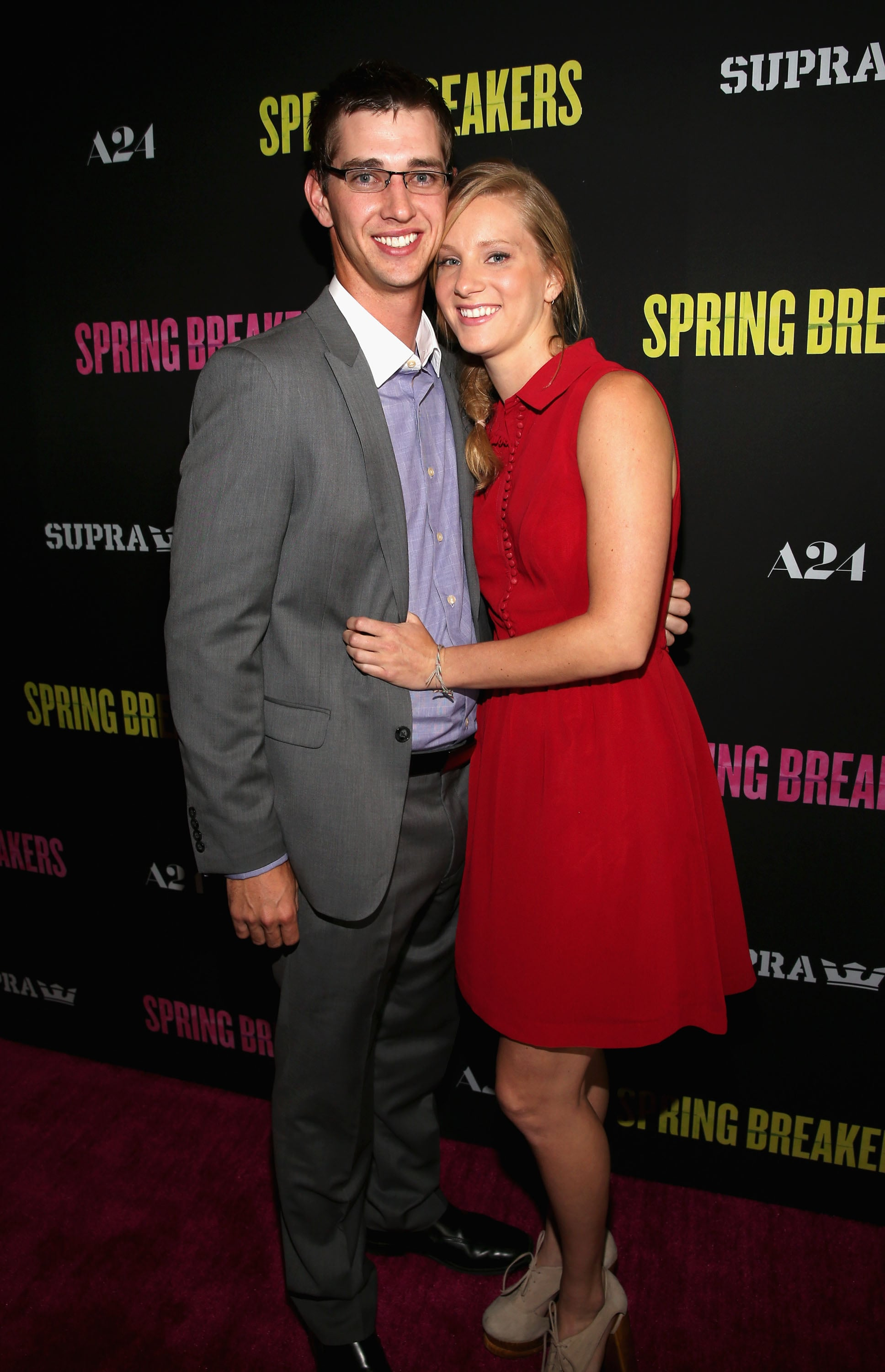 On Sept. 28, Heather Morris and longtime love Taylor Hubbell welcomed their first child, Elijah.