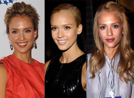 Which Lipstick Shade Do You Prefer on Jessica Alba?