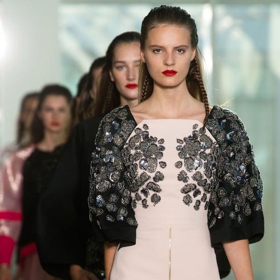 Antonio Berardi Spring 2014 Collection | London Fashion Week