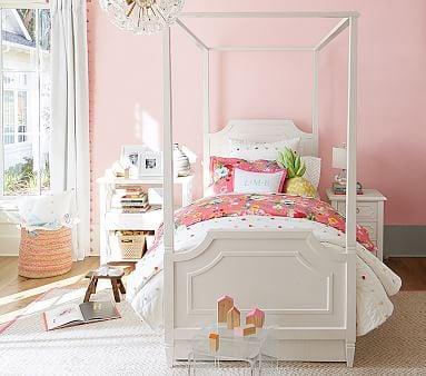 Ava Regency Canopy Bed 999 From Potterybarnkids