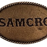 SAMCRO Belt Buckle ($30)