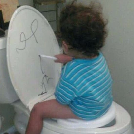 Potty Training Hack