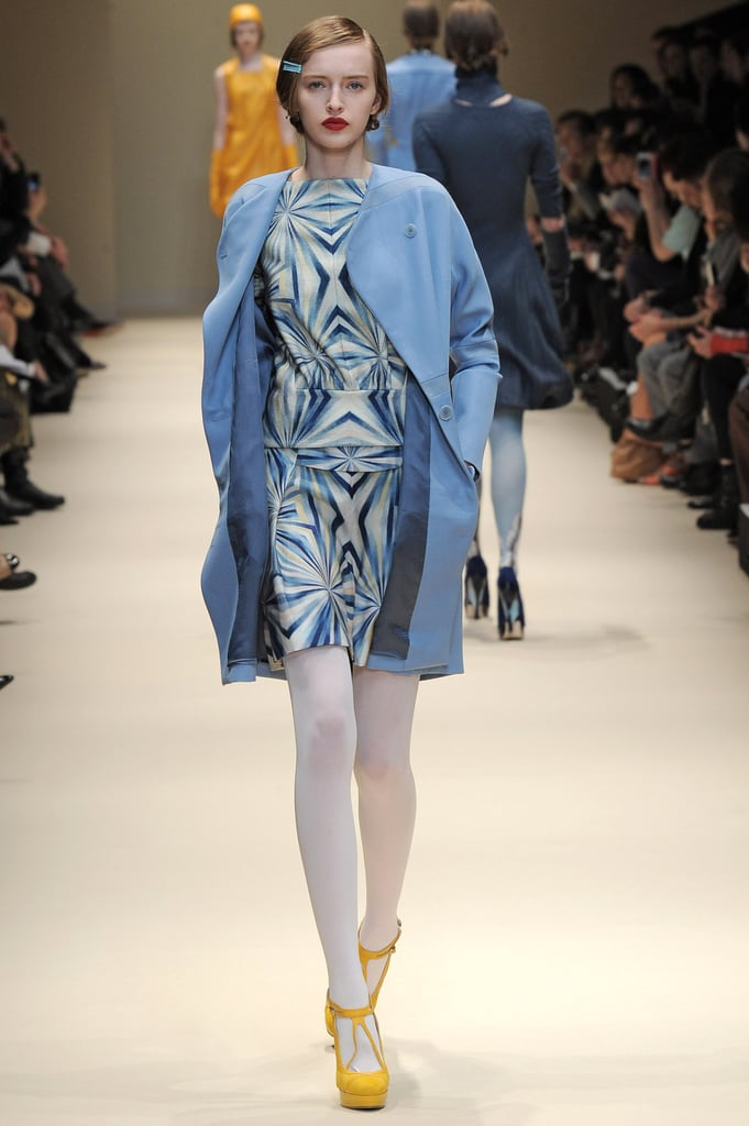 Review and Pictures of Cacharel Autumn Winter 2012 Paris ...