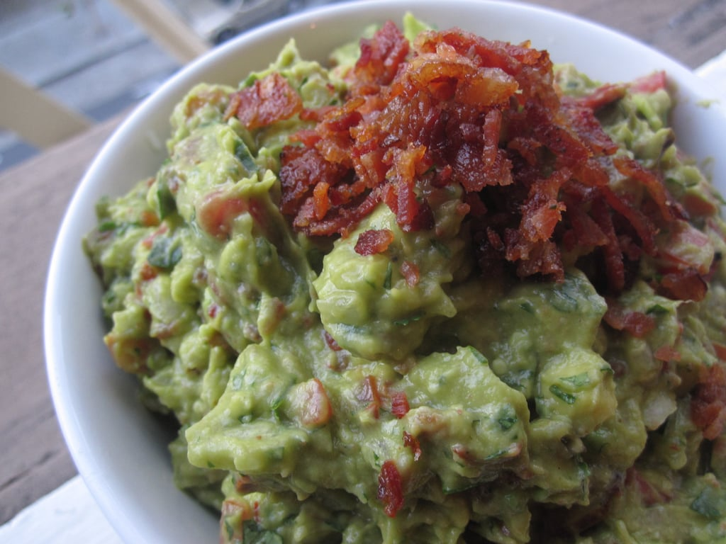 Bacon-and-Tomato Guacamole