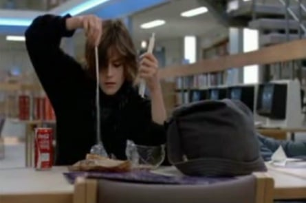 TV Dinners: The Breakfast Club - Pixy Stix Sandwich