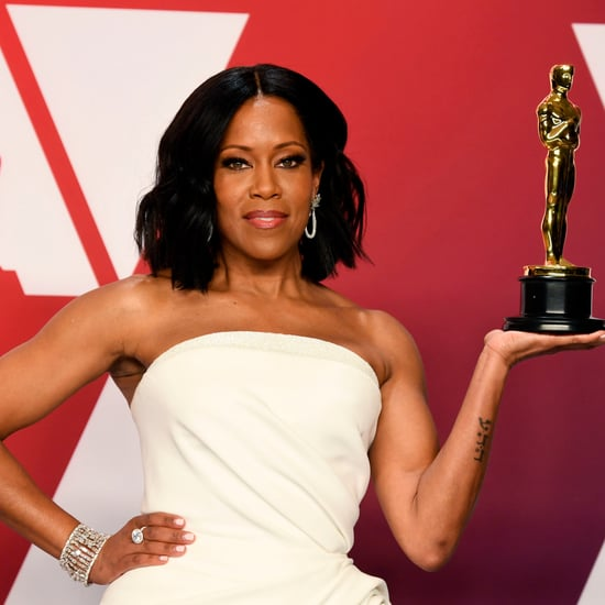 Regina King Makeup Oscars 2019