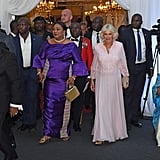 Prince Charles and Duchess Camilla Dancing in Ghana Video