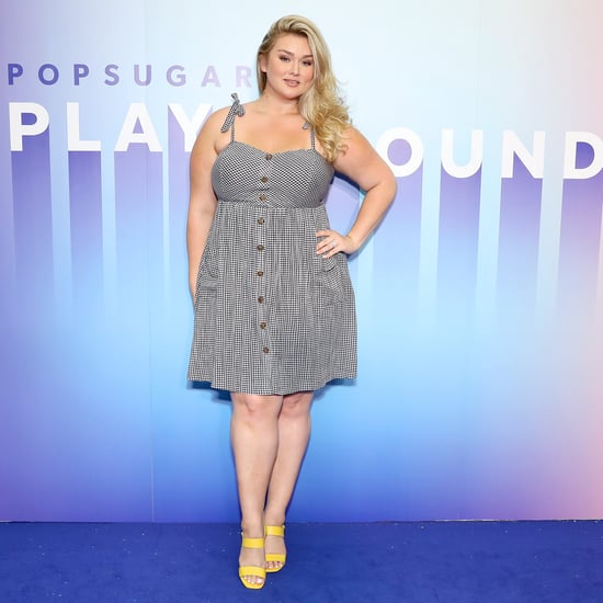 Hunter McGrady Body Positivity Plus-Size Fashion