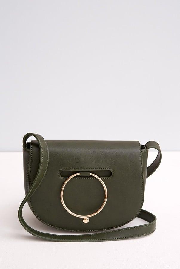 Louche Brielle Ring Detail Cross Body Bag  f7b3c79e620c