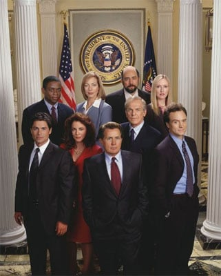 Recast Results for The West Wing