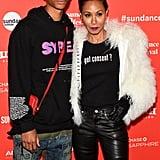Jada Pinkett Smith Is a Proud Mom at Jaden's Sundance Film Festival Premiere