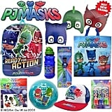 PJ Masks Showbag ($28) Includes:  Ball  Stamp and sticker set  Mask set