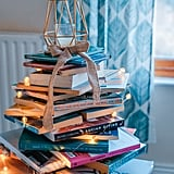 You have stacks of books everywhere in your home, even if you have a bookshelf!