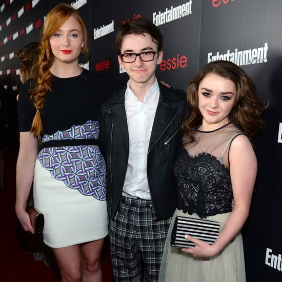 Game of Thrones Stark Family Hanging Out in Real Life Photos