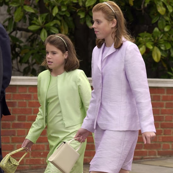 Princess Eugenie and Princess Beatrice Handbag Instagram