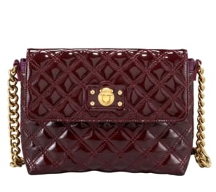 Marc Jacobs Single Patent Flap Bag ($695)