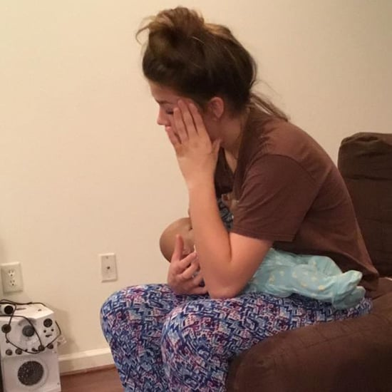 Teen Asks Mom For Help With Interactive Baby Assignment