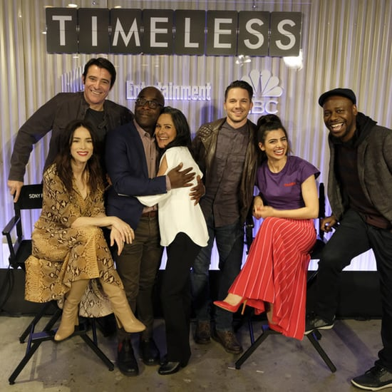 Cast Reactions to Timeless Getting Renewed